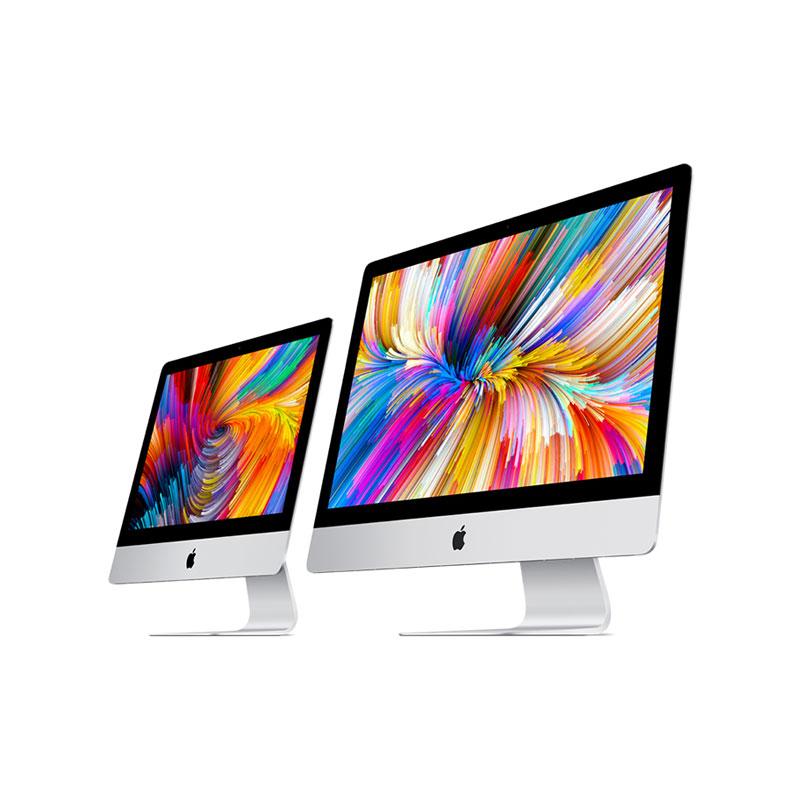 苹果Apple iMac 21.5英寸一体机电脑租赁 MMQA2CH/A(【预定】I5-7代 2.3GHz 二核/8G/1T/核显/21.5/FHD/银色)