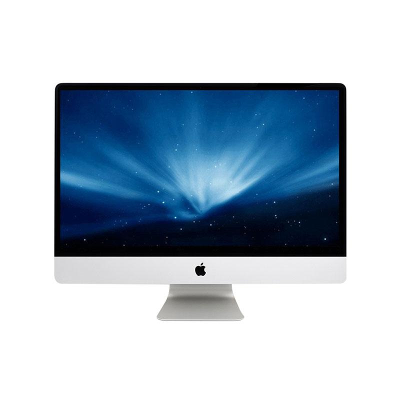 苹果Apple iMac 27英寸一体机电脑租赁 MRQY2CH/A(【预定】I5-8代 3.0GHz 六核/8G/1T融合/RadeonPro 570X 4G独显/27/5K/银色)