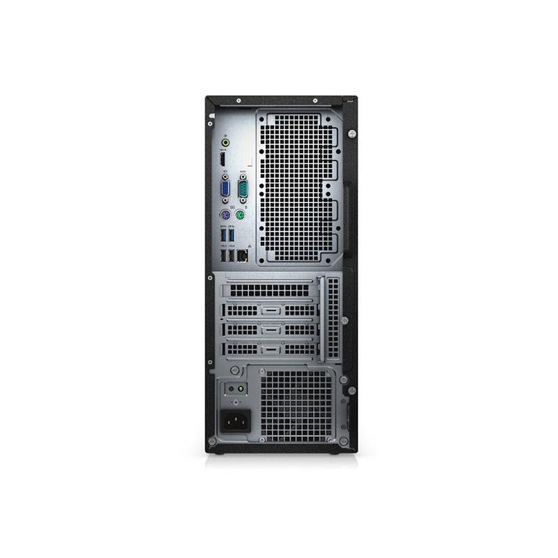 戴尔Dell 成铭3980 酷睿i5台式机电脑租赁(I5-9500/8G/128G SSD+1T/GTX1650 4G独显/戴尔P2419H 24英寸显示器)
