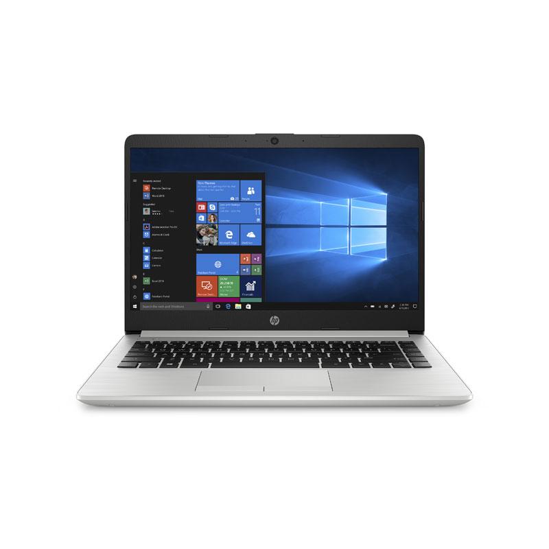 惠普HP 348G5 14英寸笔记本电脑(I5-8265U/8G/256G SSD/核显/14/WIN10家庭版/银色)