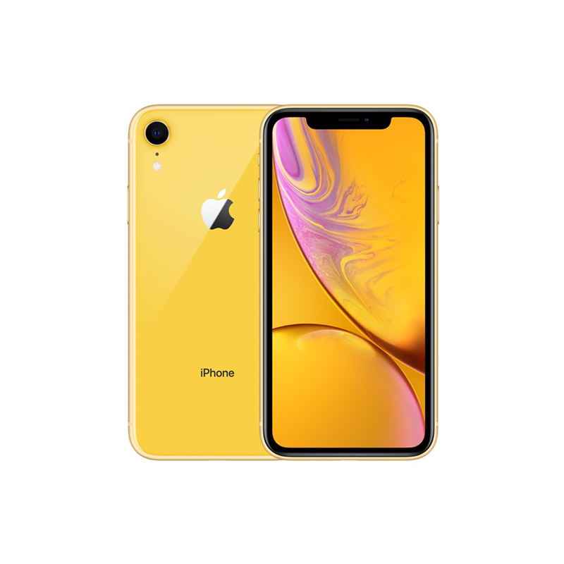 苹果Apple iPhone XR 6.1英寸手机租赁(【预定】256G/黄色)