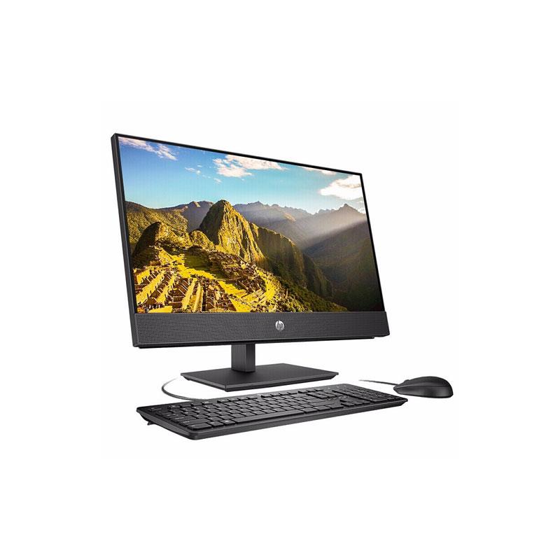 惠普HP 400G4 23.8英寸一体机电脑租赁(【特价】I3-8100T/8G/256G SSD/核显/23.8)