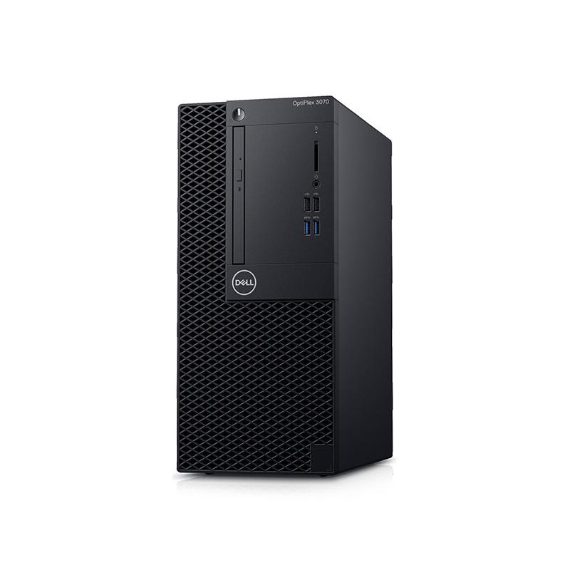 戴尔Dell 3070MT 酷睿i7台式机电脑租赁(【预定】I7-9700/16G/256G SSD/GTX1650 4G独显/戴尔P2419H 24英寸显示器)