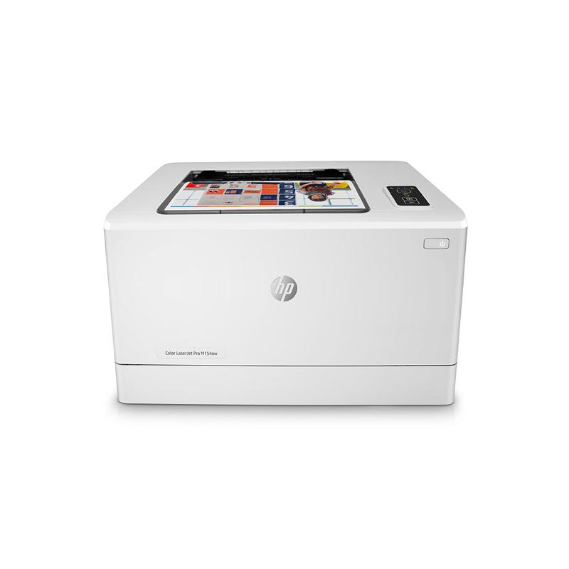 惠普HP ColourLaserJetPro M154nw打印机租赁(【预定】彩色激光打印机/幅面:A4)