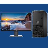 """戴尔Dell 成铭3980【21.5"""" i3-9 8G 256G 核显】"""