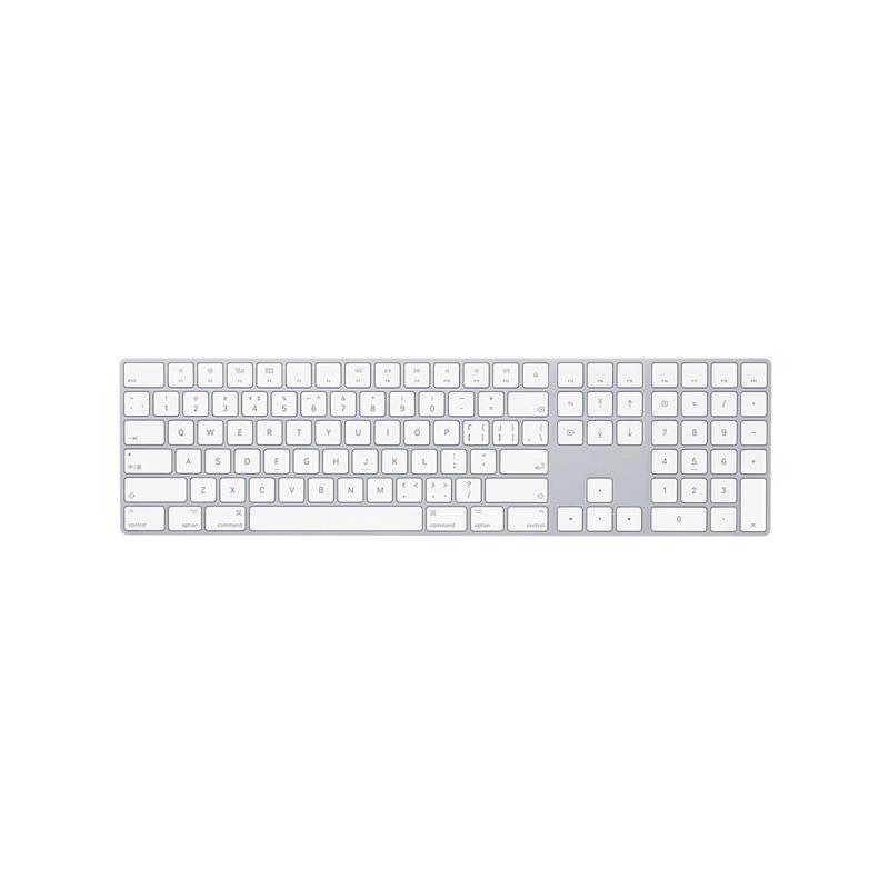 苹果Apple 妙控无线键盘 带小数字键盘(苹果原装无线键盘(带数字小键盘))