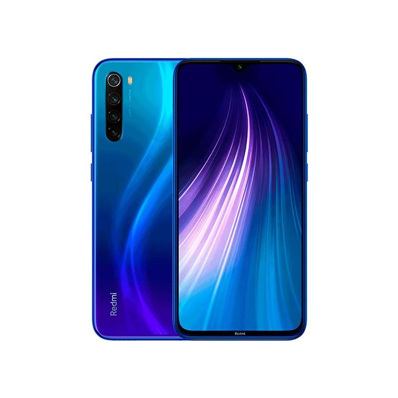 小米MI Redmi Note 8 6.3英寸手机租赁(【特价】4G/64G/蓝色)