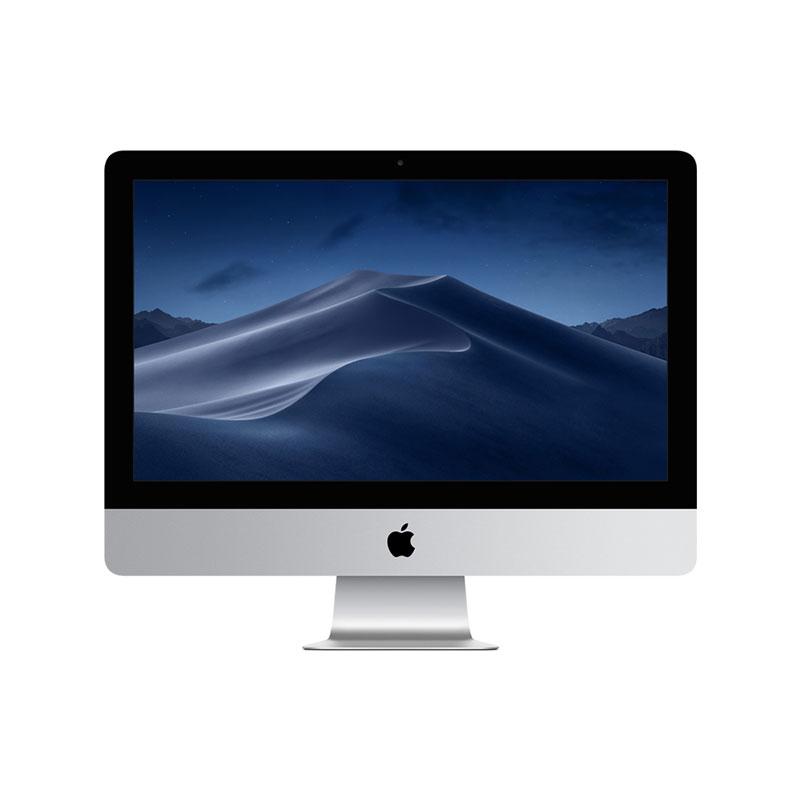 苹果Apple iMac 21.5英寸一体机电脑 MHK33CH/A(i5 8代/8G/256G SSD/Radeon Pro 560X 4G/4096x2304/21.5/MacOS/1年保修)