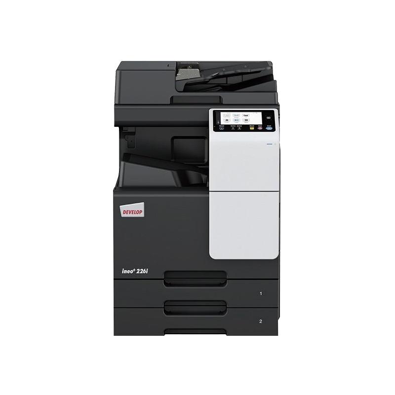 德凡 ineo+226i 彩色激光复合机 办公文印产品租赁(含每月2000张黑白打印量)