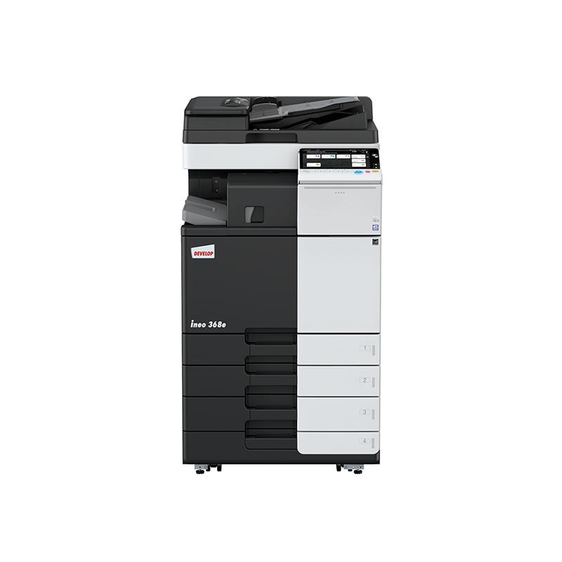 德凡 Ineo 368e 黑白激光复合机 文印产品租赁(含每月3000张黑白打印量)