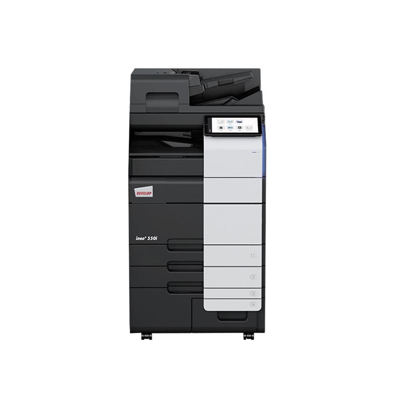 德凡 ineo+550i 彩色激光复合机 文印产品租赁(含每月2000张黑白打印量)