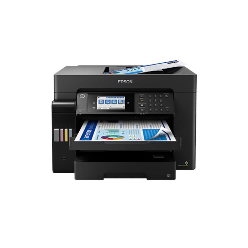 爱普生 L15168 彩色喷墨打印机 文印产品租赁(含每月1000张黑白打印量)