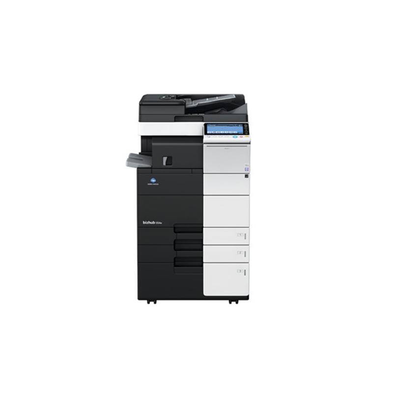 柯美 554e 黑白激光复合机 文印产品租赁(含每月1000张黑白打印量)