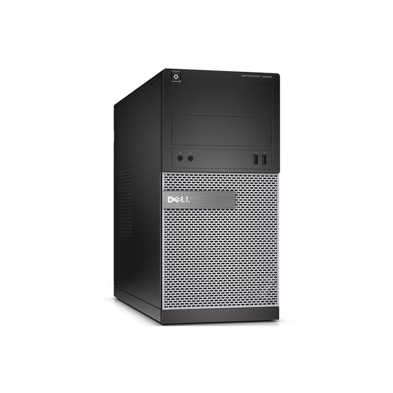 戴尔Dell 3020MT 台式机电脑租赁(I3-4代/4G/120G SSD/核显/戴尔 19.5英寸次新显示器)