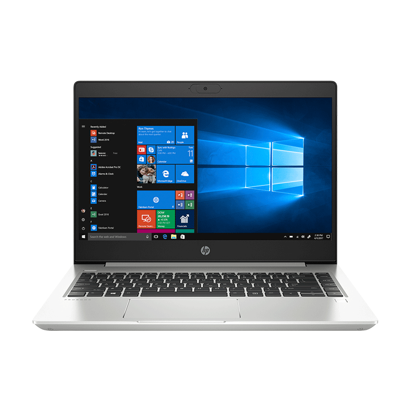 惠普HP 440G7 14英寸笔记本电脑租赁(I5-10210U/8G/256G SSD/核显/14/FHD/WIN10家庭版)