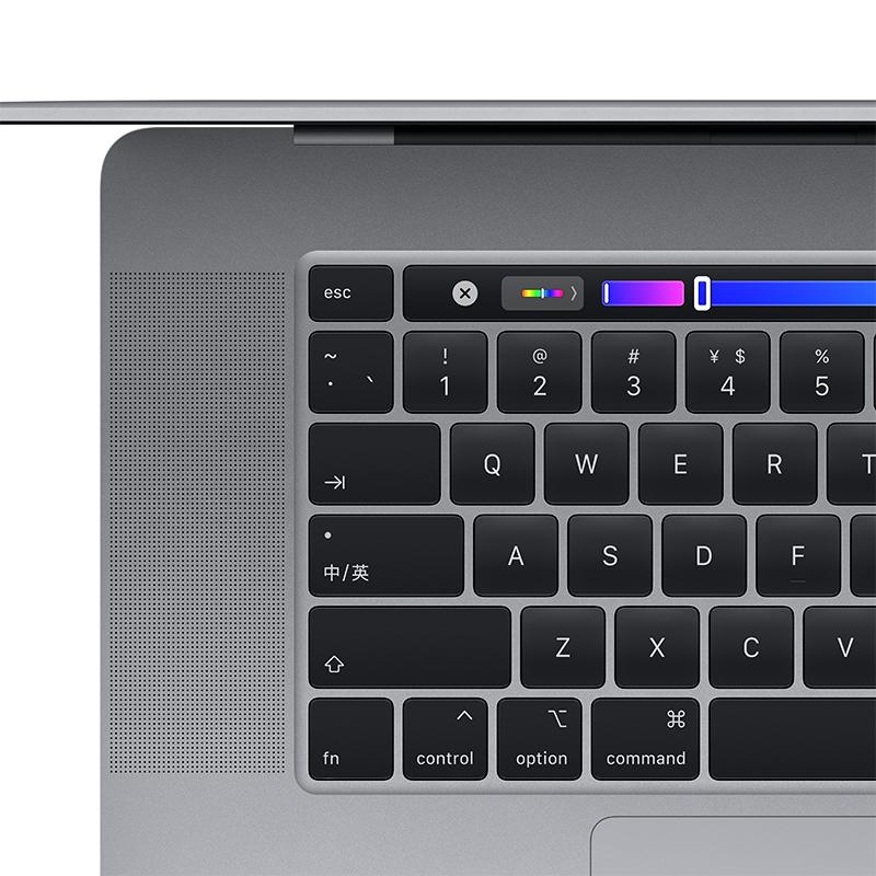 苹果Apple MacBook Pro 16英寸笔记本电脑租赁 MVVJ2CH/A(【预定】I7-9代 2.6GHz 六核/16G/512G SSD/RadeonPro 5300M 4G独显/16/MacOS/深空灰色)