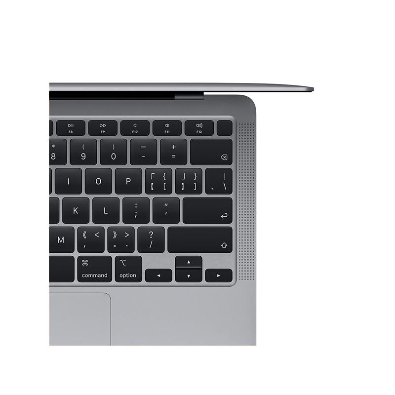 苹果Apple MacBook Air 13.3英寸笔记本电脑租赁 MGN73CH/A(八核 M1/8G/512G SSD/核显/13.3/2K/MacOS/深灰/1年保修)