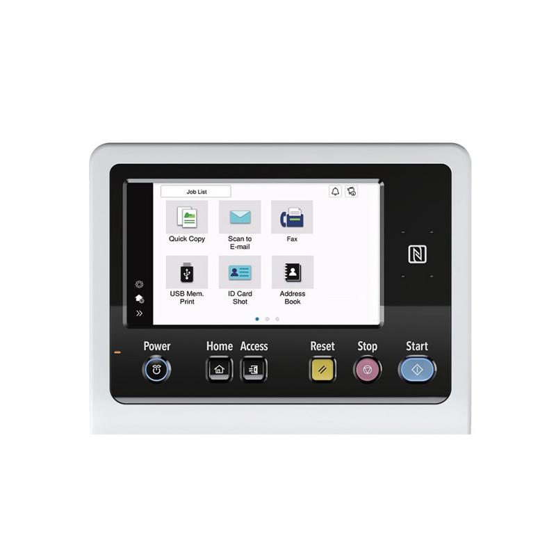 德凡 ineo+226i 彩色激光复合机 文印产品租赁(含每月2000张黑白打印量)
