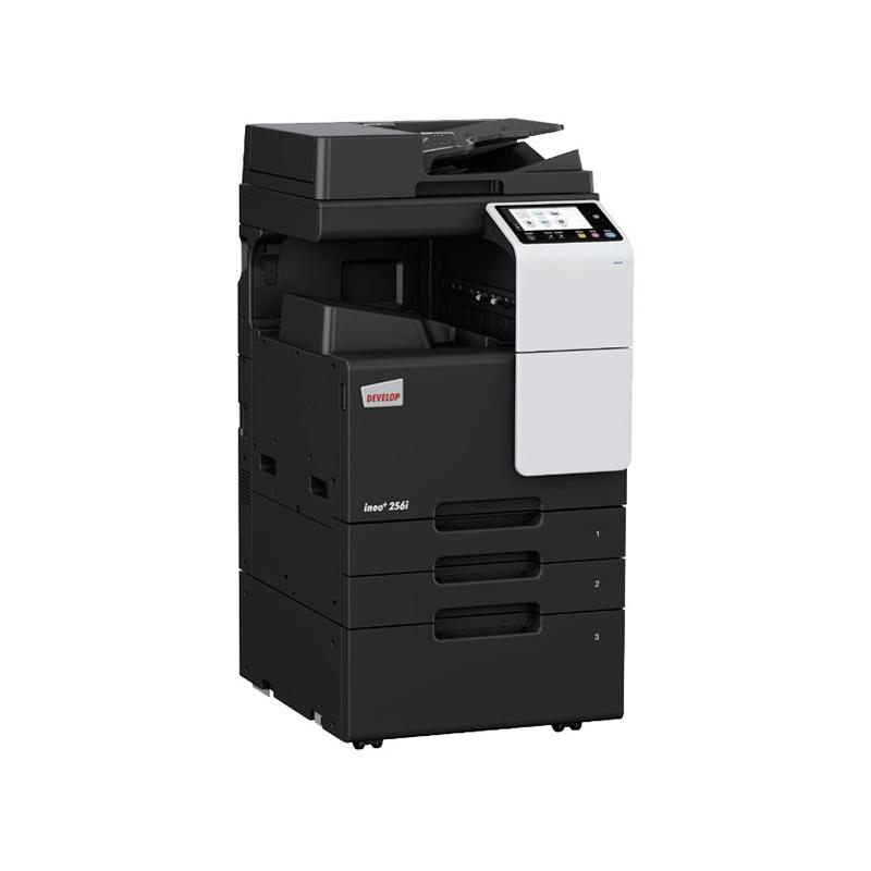 德凡 ineo+256i 彩色激光复合机 复印机扫描仪打印机一体 文印产品租赁(含每月2000张黑白打印量)