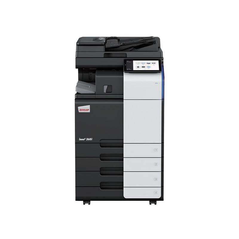 德凡 ineo+360i 彩色激光复合机 复印机扫描仪打印机一体 文印产品租赁(含每月2000张黑白打印量)
