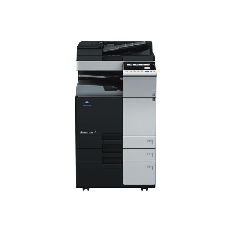柯美 C368 彩色激光复合机 文印产品租赁(含每月1000张黑白打印量)