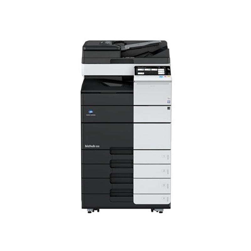 柯美 C458 彩色激光复合机 复印机扫描仪打印机一体 文印产品租赁(含每月1000张黑白打印量)