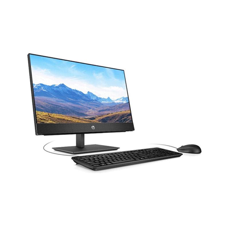 惠普HP 600G5 21.5英寸一体机电脑(G4930T双核/4G/256G SSD/核显/21.5/FHD/WIN10家庭版)