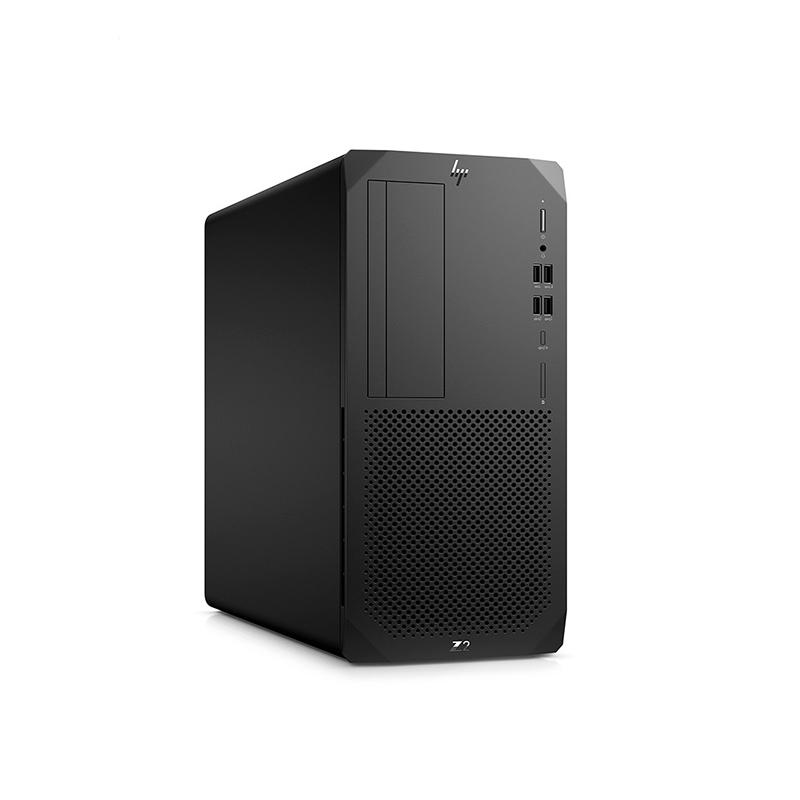 惠普HP Z2 G5 AI/三维图形工作站租赁 大数据/BIM/动画/非线性编辑(I7-10700K/16G/512G SSD/RTX3060 12G独显/Linux/700W)