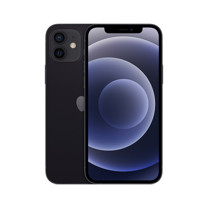 苹果Apple iPhone12  6.1英寸手机租赁(【预定】64G/黑色)