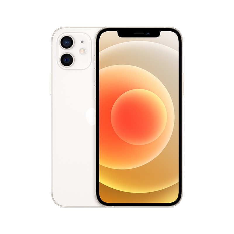 苹果Apple iPhone12  6.1英寸手机租赁(【预定】64G/白色)
