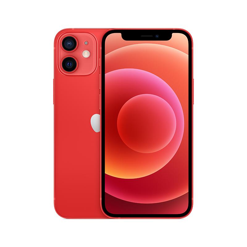 苹果Apple iPhone12 mini 5.4英寸手机租赁(【预定】256G/红色)