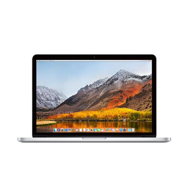 苹果Apple Macbook Pro 15.4英寸笔记本电脑(I7-4代/16G/256G SSD/核显/银色 /15.4/MacOS)